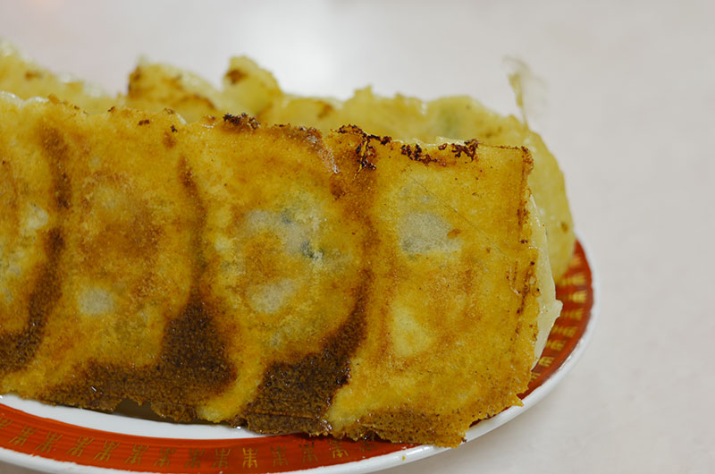 餃子・李の焼き餃子